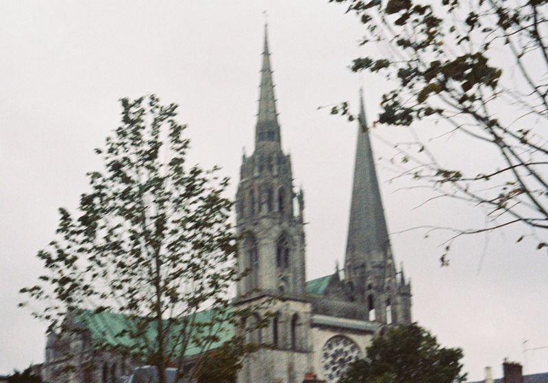 Chartres Cathedral 1A