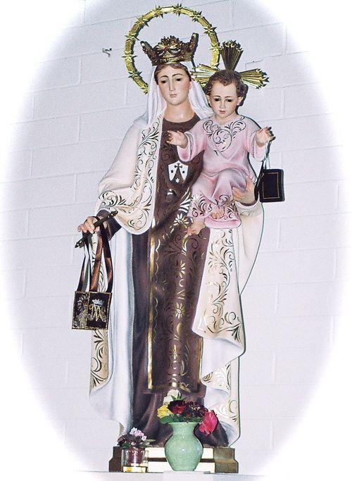 Our Lady of Carmel El Carmelo