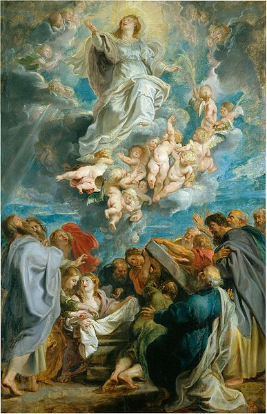 Assumption - Rubens