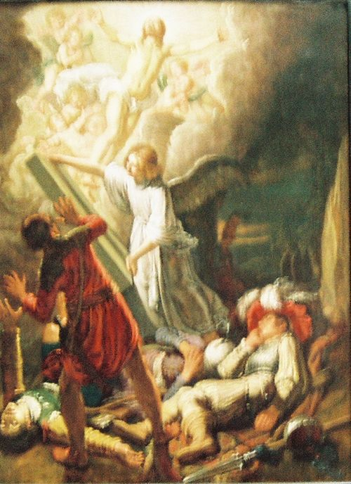 Resurrection - Pieter Lastman